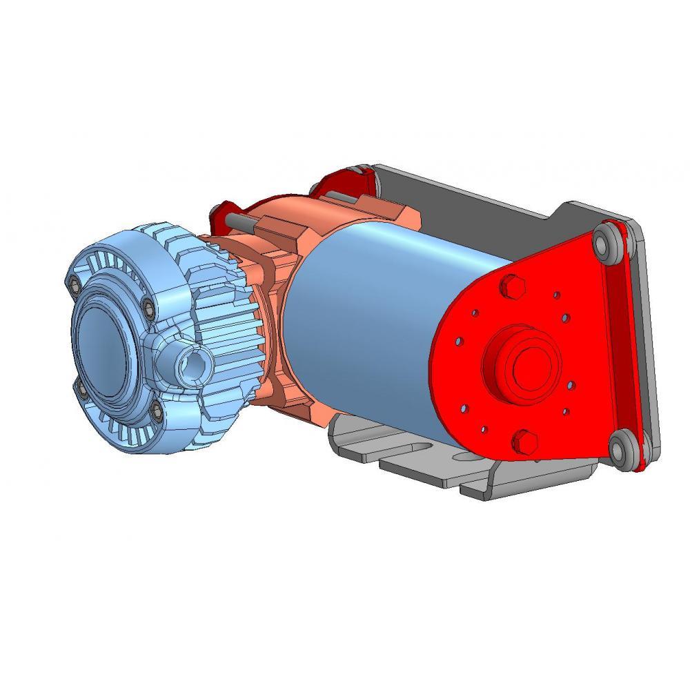 Кронштейн компрессора консольный универсальный