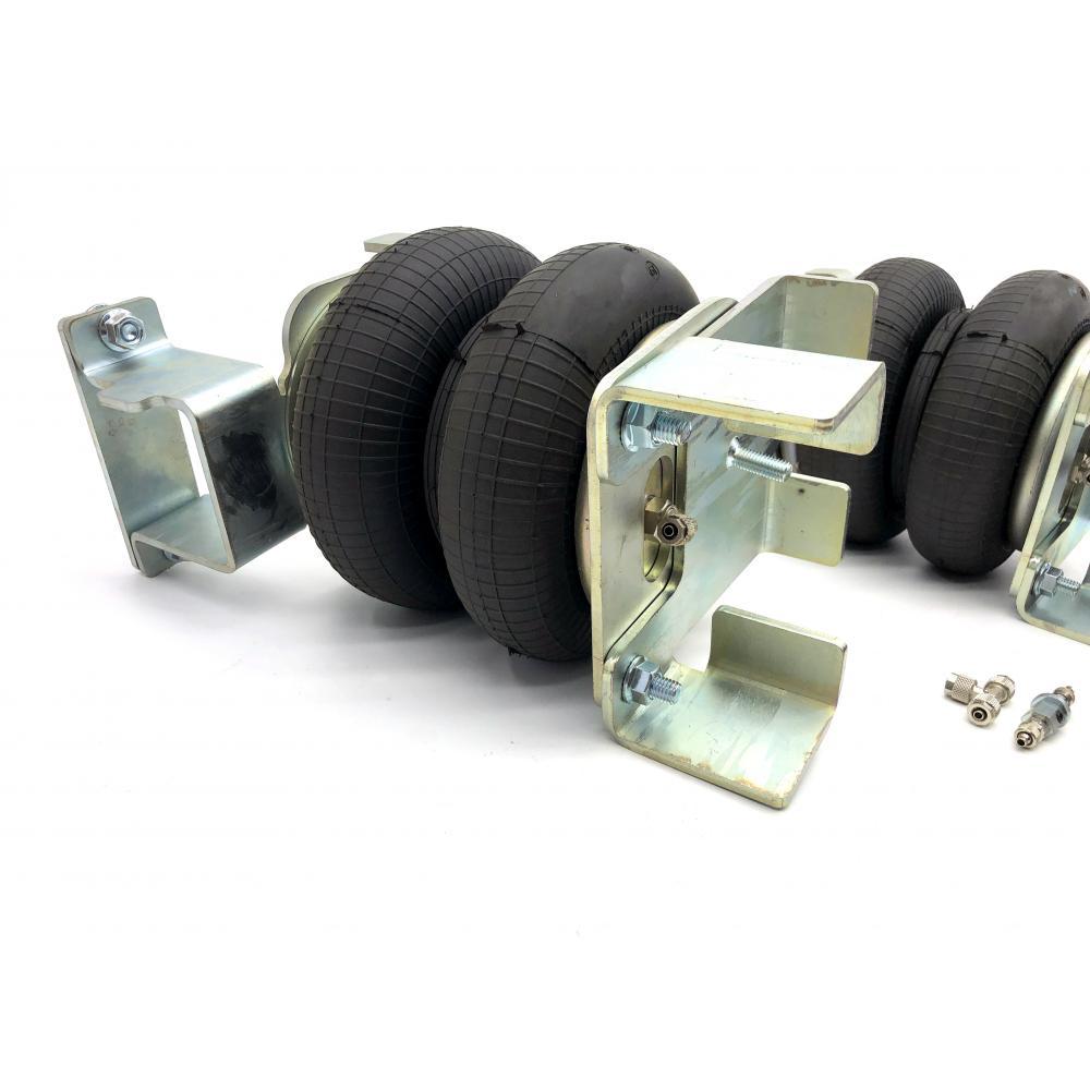 Пневмоподвеска задняя Рено Мастер 3 передний привод, БАЗОВЫЙ комплект