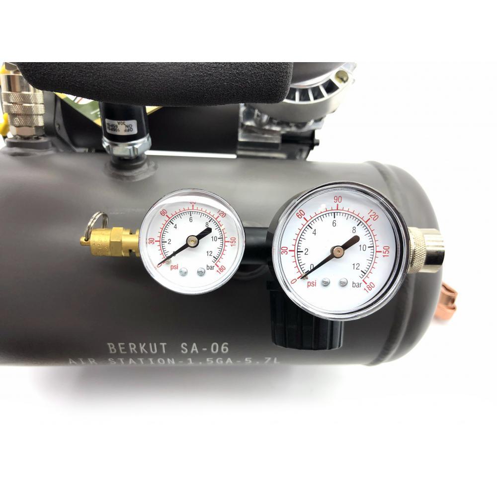 Профессиональная компрессорная станция BERKUT SA-06