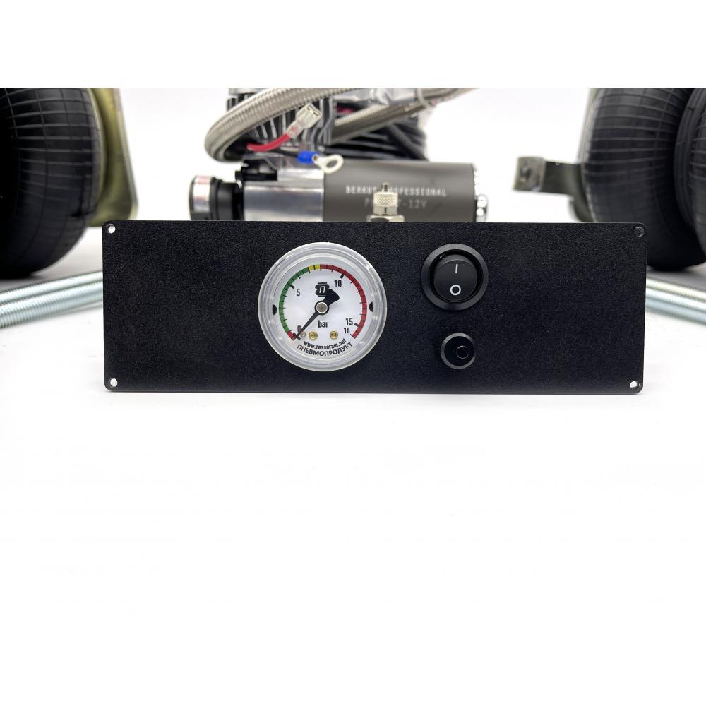 Пневмоподвеска задняя Мерседес Спринтер 509-528 (W906/W907), с 1К. сист. упр. СТАНДАРТ