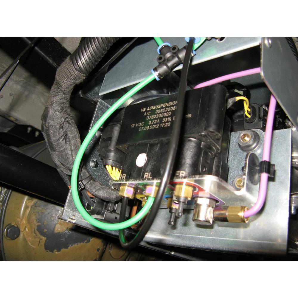 Полностью автоматическая пневмоподвеска задней оси для Мерседес-Бенц Sprinter 5**